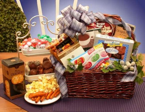 Simply Fruit Gourmet Gift Basket