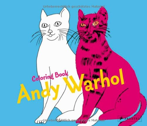 NEW Andy Warhol Coloring Book by Mudpuppy 9780735346062 eBay