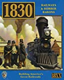 Mayfair Games 1830 Railways And Robber Barons - North East US