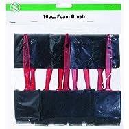 Do it Best GS CC101062 10-Piece Foam Brush - Smart Savers-10PC FOAM BRUSH