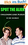Spot the Alien: Challenging Logic Puz...