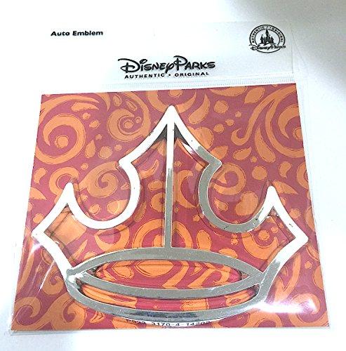 Disney Parks Princess Crown Princess Car Auto Decal Emblem (Disney Crown Car Emblem compare prices)