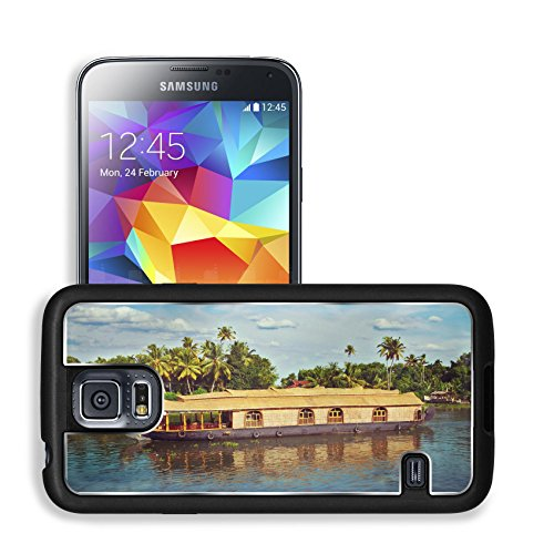 Luxlady Premium Samsung Galaxy S5 Aluminium Snap Case