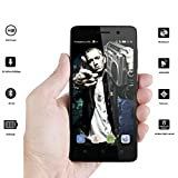 Huawei-Honor-4C-4G-Smartphone-Dbloqu-50-TFT-IPS-cran-2Go-RAM-16Go-ROM-Hisilicon-Kirin-620-Octa-core-12GHz-Android-511-EMUI-31-130MP-Camra-Arrire-Double-SIM-WIFI-Bluetooth-GPS-Boussole-Noir