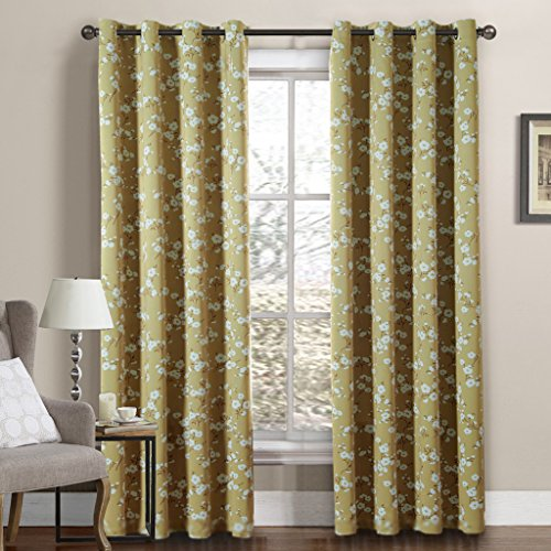 Versailtex Thermal Insulated Blackout Bedroom Curtains