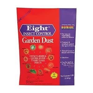 Bonide 786 Eight Insect Control Garden Dust Pest Control, 3-Pounds