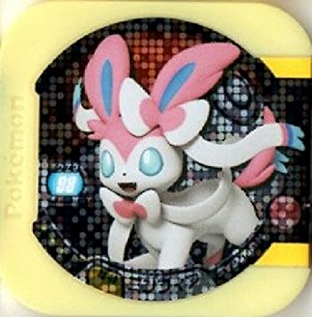 The pokemon Torretta 00 bullets PT0906 hyper Sylveon Nymphia Pocket monster