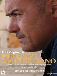 Detective Montalbano: Episode 16 - Track of Sand