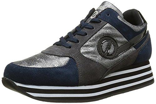 no-name-damen-parko-jogger-sneakers-bleu-split-skin-dnavy-siler-38-eu