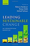 img - for Leading Sustainable Change: An Organizational Perspective book / textbook / text book