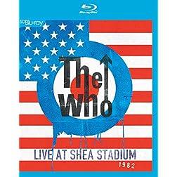 Live At Shea Stadium 1982 [Blu-ray]