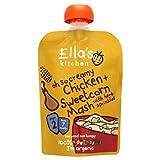 Ella's Kitchen Organic Chicken & Sweetcorn Mash Stage 2 130g