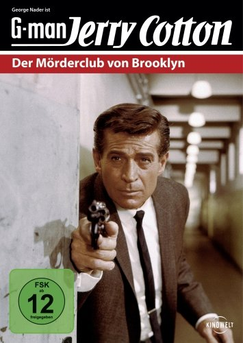 jerry-cotton-der-morderclub-von-brooklyn-alemania-dvd