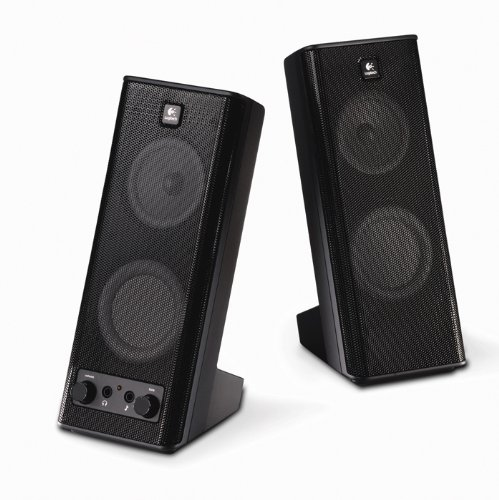 Click to buy LOGITECH, INC. X-140 2.0 Speaker System LOG9702640403 - From only $259.99