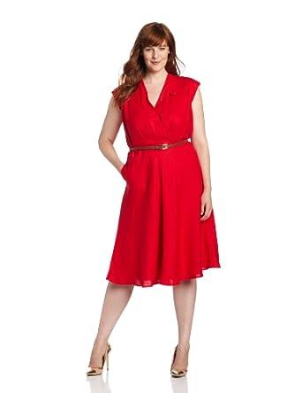 plus length attire vintage