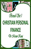 Boxed Set 1 Christian Personal Finance