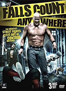 WWE: Falls Count Anywhere - The Greatest Street Fights and other Out of Control Matches