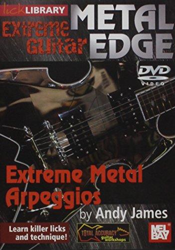 Extreme Guitar Metal Edge Extreme Metal Arpeggios DVD (Guitar Edge compare prices)