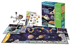 Leapfrog - 81242 - Jeu Educatif et Scientifique - Tag - Carte du Système Solaire (lecteur Tag non inclus)