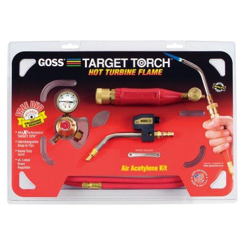 Goss KX-20MC Soldering Brazing Torch Kit for