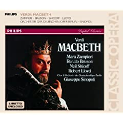 "Verdi: Macbeth / Act 4 - Scena e Battaglia: ""Via le fronde"""