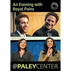 An Evening with Royal Pains: Cast & Creators Live at the Paley Center