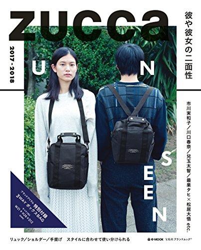 ZUCCa 2017 - 2018 大きい表紙画像