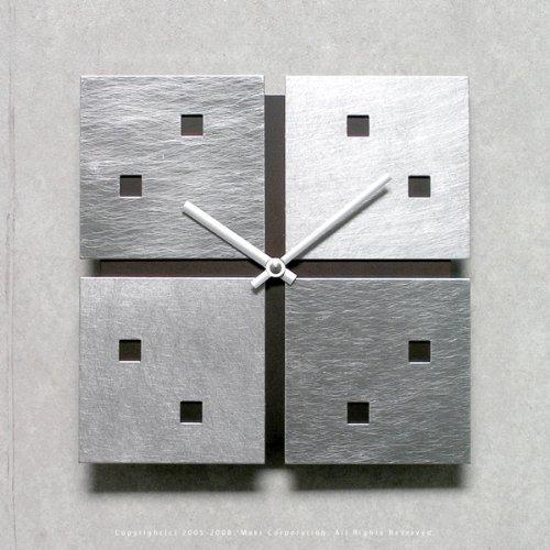 壁掛け時計 HEGEL(ヘーゲル) ブラウン