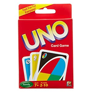 Click to read our review of the UNO Card Game!