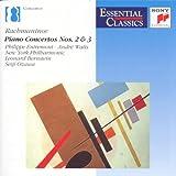 Piano Concertos 2 & 3/Nypo & Bernstein