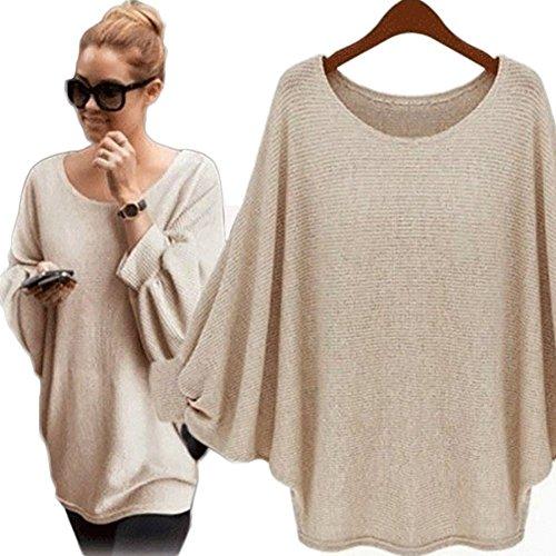 nlife-womens-ubergrosse-fledermaus-strick-pullover-lose-sweater-t-shirts