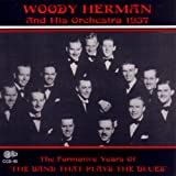 1937 Band that plays the bluesby Woody Herman & His...