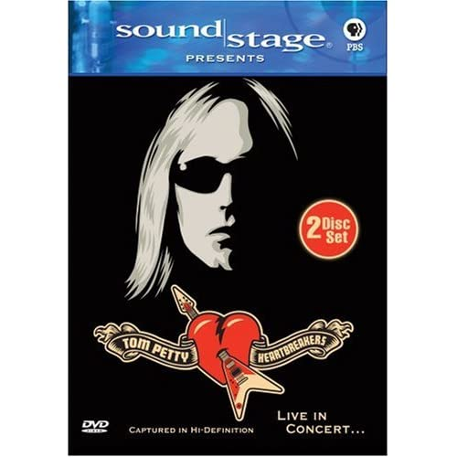 .com: Soundstage Presents: Tom Petty & The Heartbreakers Live: Tom