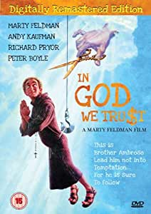 In God We Trust [DVD] [1980]
