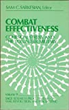 img - for Combat Effectiveness: Cohesion, Stress, and the Volunteer Military (SAGE Research Progress Series on War, Revolution, and Peacekeeping, Vol. 9) book / textbook / text book