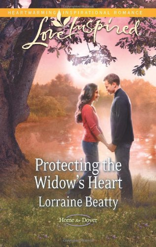 Image of Protecting the Widow's Heart (Love Inspired\Home to Dover)