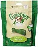 Greenies Mini Treat Pak 6-Ounce Canine Dental Chews for Adult Dogs, Teenie