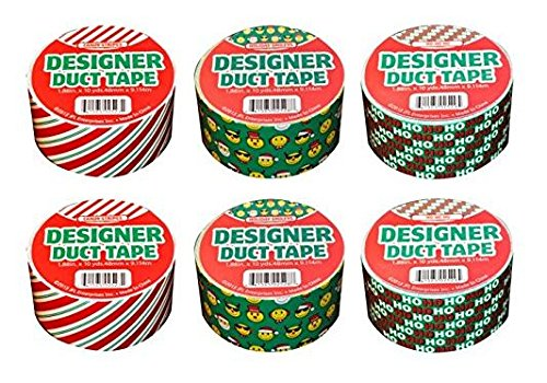 Christmas Collection Duct Tape