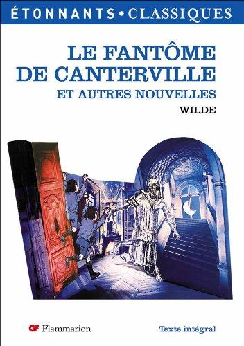 Telecharger Le Fantome De Canterville Et Autres Nouvelles Livre