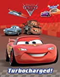 img - for Turbocharged! (Disney/Pixar Cars 2) (Reusable Sticker Book) book / textbook / text book