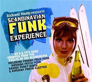 Rickard Masip Pres. Scandinavian Funk Experience