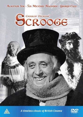 Scrooge - A Christmas Carol (1951) [DVD]