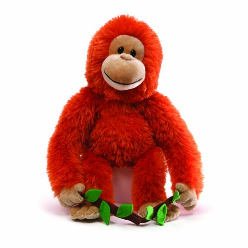 Gund Rangel Orangutan Stuffed Animal - 1