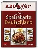 : Speisekarte Deutschland