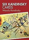 Six Kandinsky Cards (Dover Postcards) (0486277933) by Kandinsky, Wassily