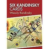 Six Kandinsky Cards (Dover Postcards)
