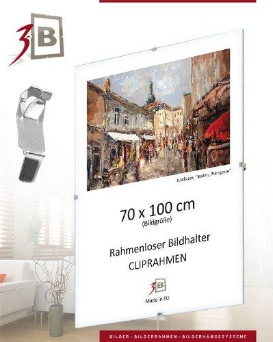 cadres set de 5 pi ces sous verre photo 24x30 cm sous verre sans cadre avec clips. Black Bedroom Furniture Sets. Home Design Ideas
