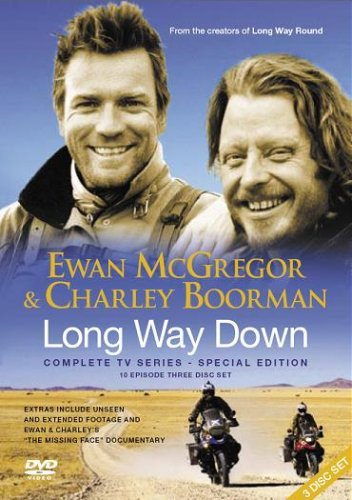 Long Way Down (Special Edition) [3 DVDs] [UK Import]