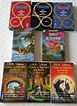 J.R.R. TOLKIEN - Lot de 8 romans : Le...