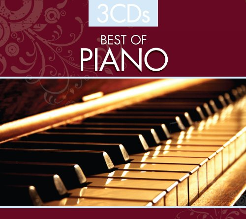 101 Strings Orchestra - Best Of Piano (3 Cd Set) - Zortam Music